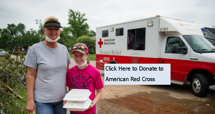 American Red Cross Donations Link image