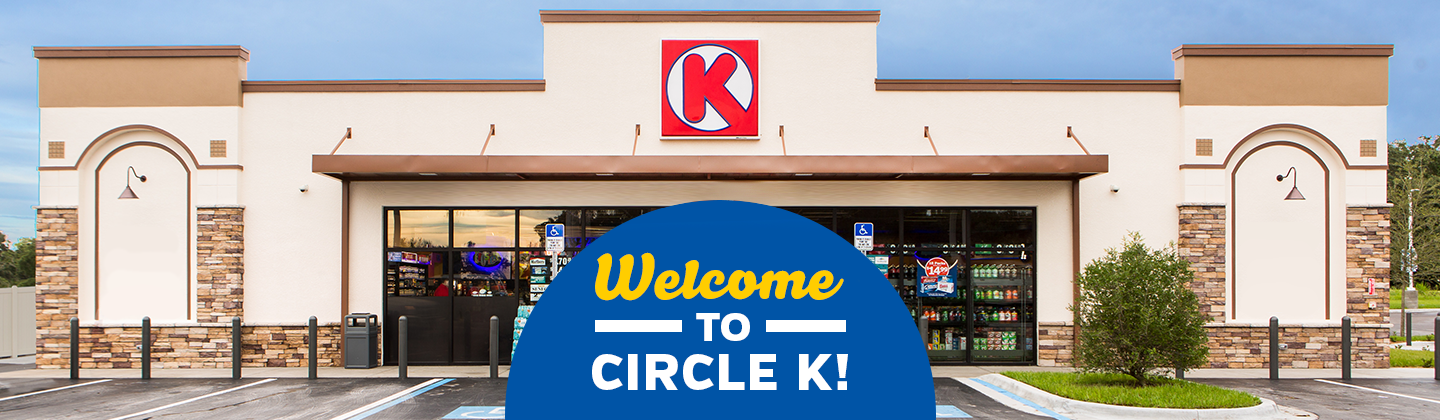Welcome to Circle K
